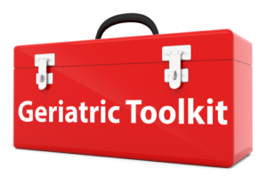 Geriatric toolkit
